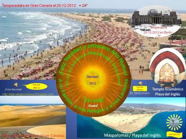 0 NAVIDAD 2012 EN PASPALOMAS (GRAN CANARIA)