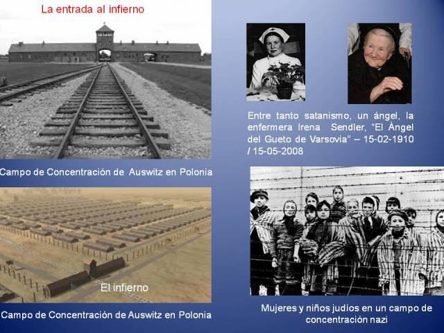 CAMPO DE CONCENTRACION NAZI DE AUSWITZ EN POLONIA